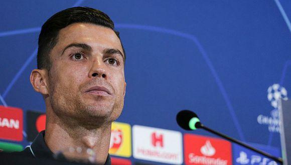 Cristiano Ronaldo llegó a Juventus procedente del Real Madrid por 100 millones de euros. (Getty)