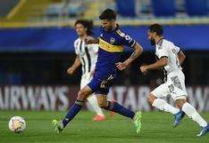 Punto y clasificación: Boca Juniors empató 0-0 ante Libertad y se instaló a octavos de final