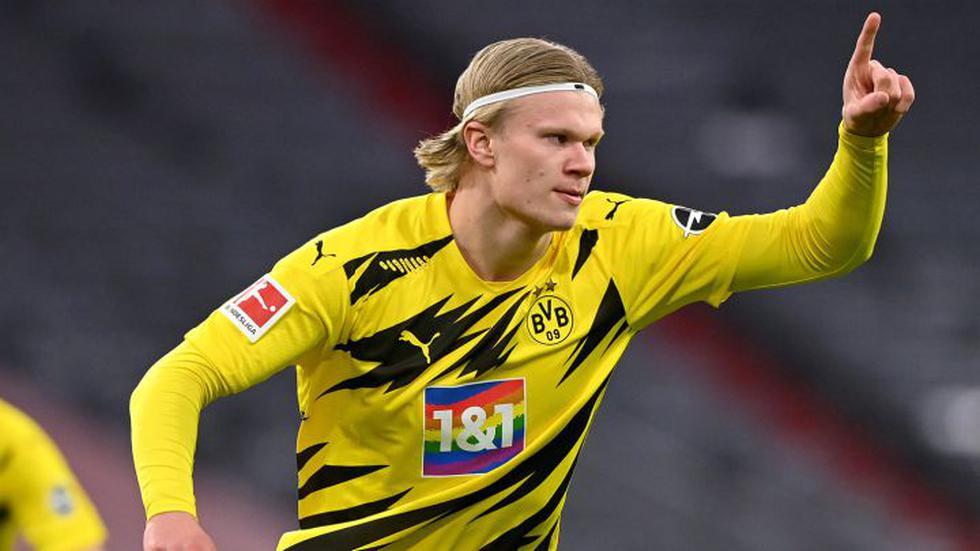 Erling Haaland | Goles: 21.