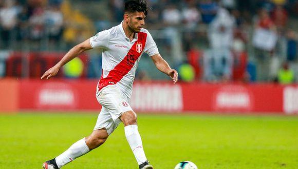 Copa América | Carlos Zambrano - Perú (Foto: Getty Images)