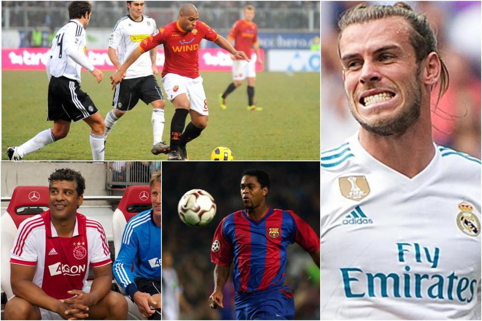 Bale está en las últimas, según agente: los cracks que dejaron el fútbol a temprana edad.