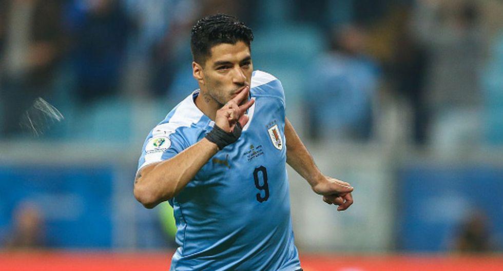 Luis Suárez fue parte del Mundial Rusia 2018 con la Selección de Uruguay. (Foto: Getty Images)