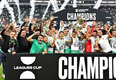 La 'Fiera' es campeón: León venció por 3-2 a Seattle Sounders y levantó el título de la Leagues Cup