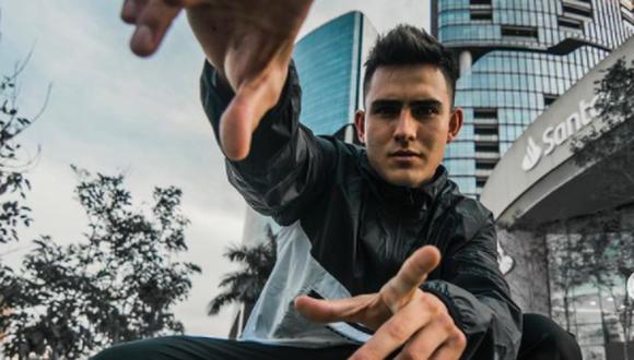 Jair Guerra es un atleta de parkour de 22 años originario de Chihuahua capital, pero que desde hace años ha estado residiendo en la Ciudad de México practicando su deporte. (Foto: Instagram)