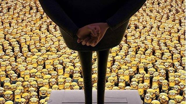 Encuentra a 'Bob Esponja' entre los Minions de este reto viral. (Difusión)