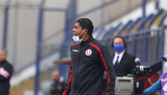Juan Pajuelo suma dos empates en su nueva etapa en el banquillo de la 'U'. (Foto: Prensa Universitario)