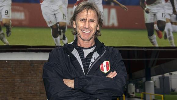 Ricardo Gareca anunciará la lista de convocados este viernes. (AFP)