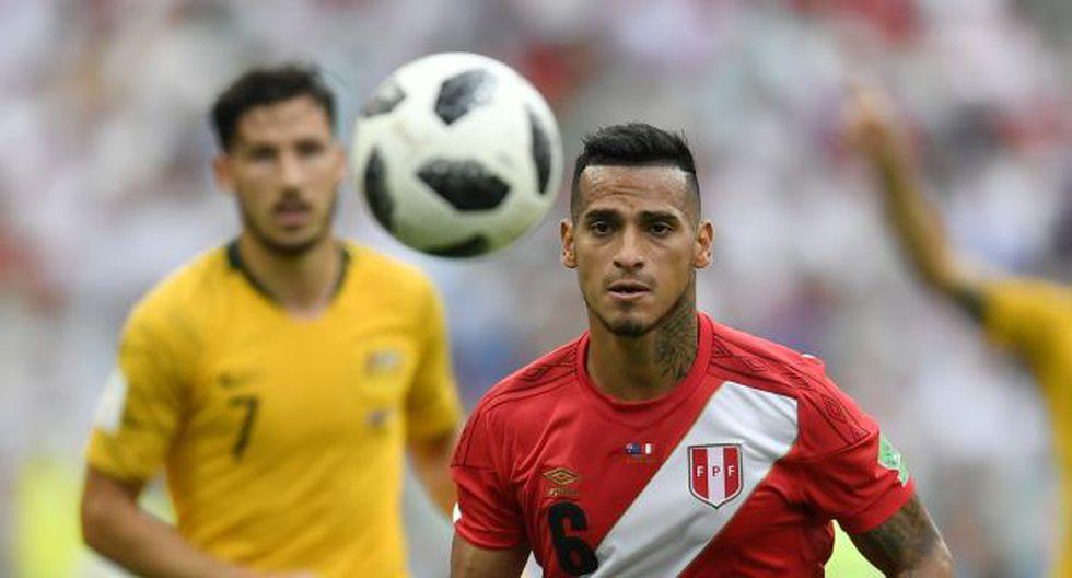 Miguel Trauco jugó 90 minutos en el amistoso de Perú ante Chile. (Foto: Agencias)