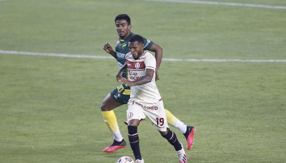 Universitario se enfrenta a Defensa y Justicia por Copa Libertadores (Foto:GEC)