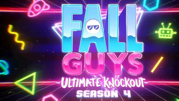 Fall Guys presenta el primer skin de la temporada 4. (Foto: Mediatonic)