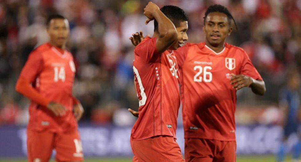 Edison Flores: CUADRO por CUADRO de su gol a Estados Unidos en Connecticut [FOTOS]