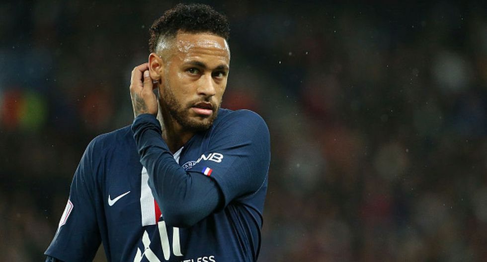 Neymar   PSG. (Getty Images)