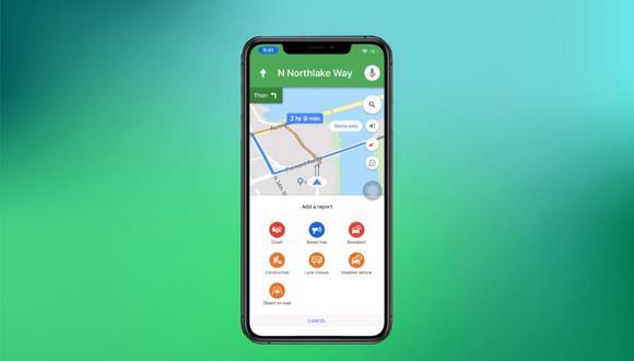 ¿Sabes cómo reportar un accidente en Google Maps? Sigue estos pasos para hacerlo más fácil. (Foto: Google)