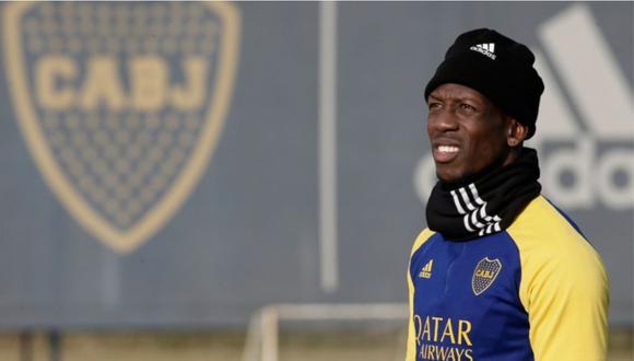 Lo último de la situación de Luis Advíncula en Boca Juniors. (Foto: @BocaJrsOficial)
