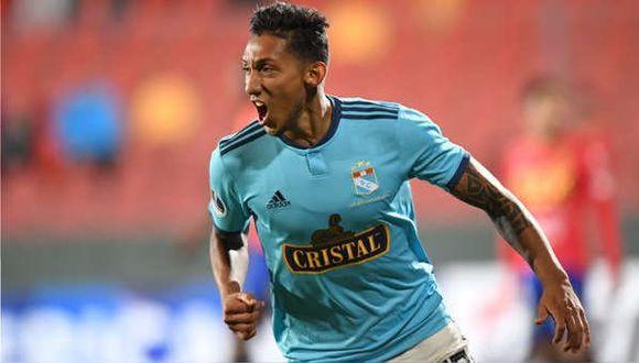 Alianza Lima confirmó que Sporting Cristal rechazó la oferta que hicieron por 'Canchita'. (GEC)