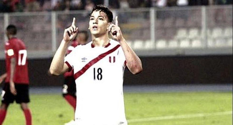 Cristian Benavente no ha sumado minutos en la Copa América Centenario. (Foto: Facebook)