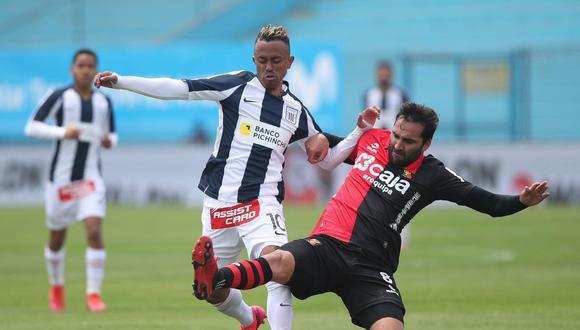 Alianza Lima vs. Melgar se midieron por la Liga 1. (GEC)