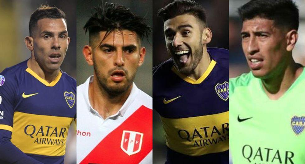 Será un equipo difícil de vencer: así formaría el XI de Boca Juniors con Carlos Zambrano [FOTOS]