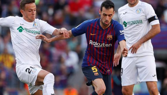 Barcelona tiene a seis jugadores en el TOTS (Reuters)