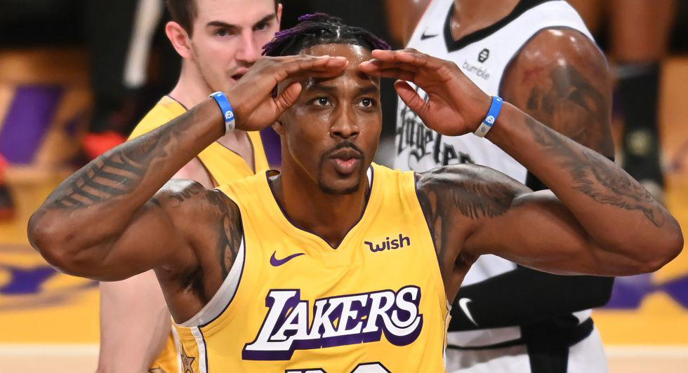 Dwight Howard, de Los Angeles Lakers a Philadelphia Sixers. (Foto: AFP)
