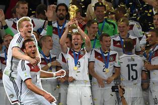 André Schürrle, campeón del mundo con Alemania en el 2014, dice adiós al fútbol