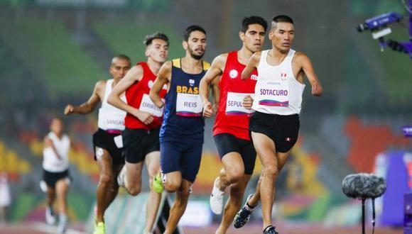"""Efraín Sotacuro: """"No tengo miedo a los rivales, realizaré una gran maratón en los Juegos Paralímpicos"""". (Difusión)"""