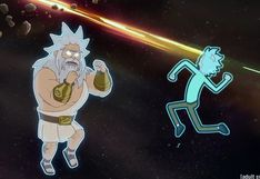 Dragon Ball Super: comparan 'Rick and Morty' con la pelea de Goku y Bills