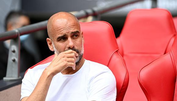 Manchester City ha hecho nueve puntos en las primeras cuatro fechas de la Premier League. (Getty)