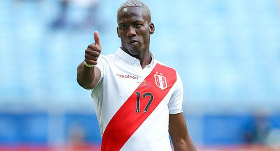 Luis Advíncula ha disputado el Mundial 2018 con la Selección Peruana. (Getty)