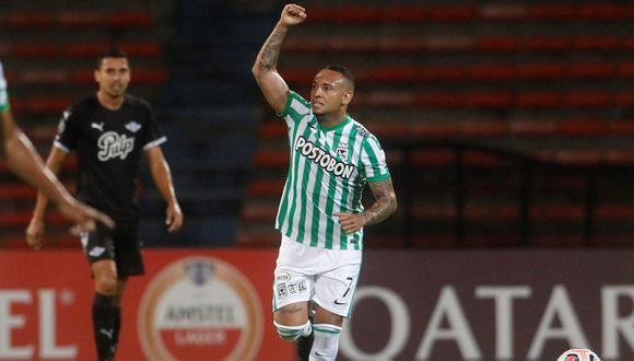 Atlético Nacional se metió a la fase de grupos de la Copa Libertadores 2021. (AFP)