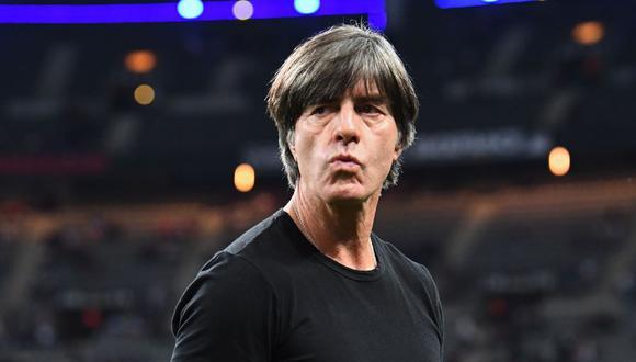 Joachim Löw dejará el cargo en la selección alemana tras la Eurocopa. (Foto: EFE)