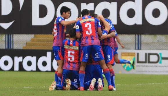 Cusco FC vs. Alianza Universidad por la fecha 3 de la Fase 2. (Foto: Liga 1)