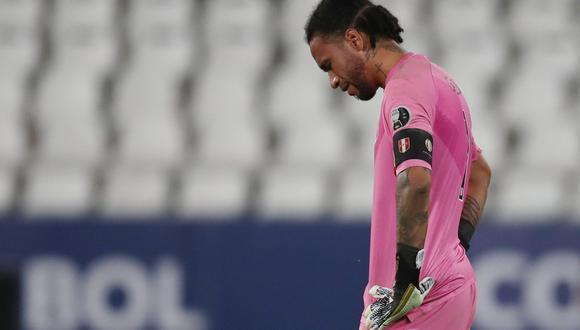 Gallese será baja por 20 días en la MLS (Foto: Reuters)