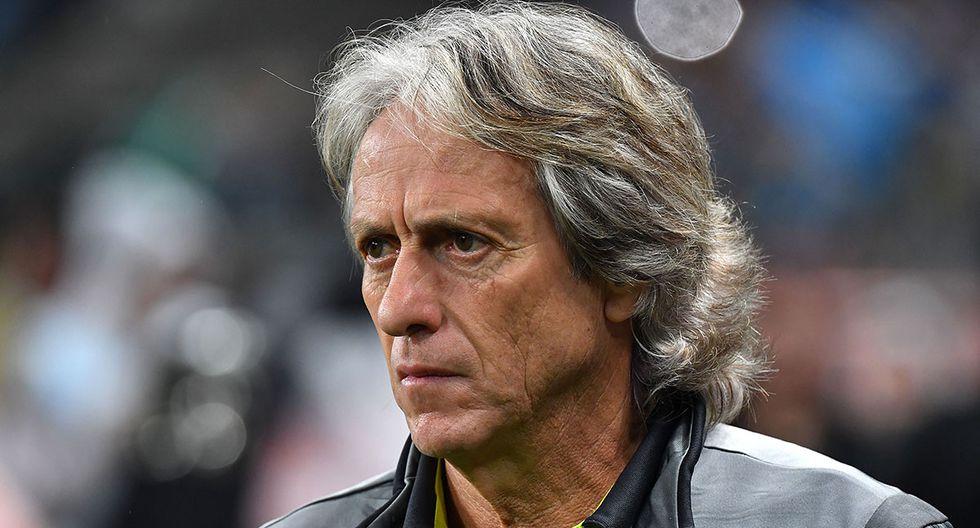 Jorge Jesús es campeón de la Copa Libertadores con Flamengo. (Agencias)