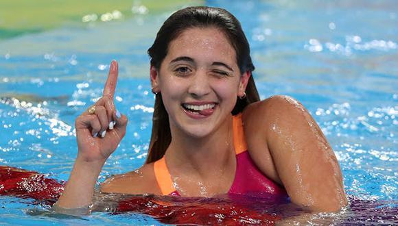 La joven deportista argentina es una de las apuestas de la delegación en la disciplina de natación. Su clasificación se dio en Lima 2019, pero estuvo cerca de dejar al deporte por la postergación de los Juegos Olímpicos.