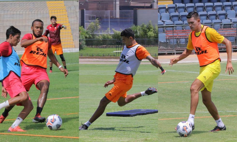 El probable once de Ayacucho FC para enfrentar a Gremio por la Fase 2 de la Copa Libertadores 2021. (Fotos: Ayacucho FC)