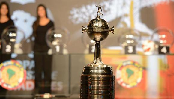 El martes se realiza el sorteo de la Copa Libertadores 2020. (Foto: Conmebol)