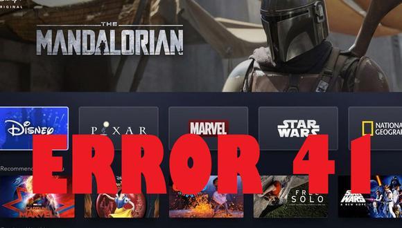 """""""The Mandalorian"""" estrenó su segunda temporada en Disney Plus; sin embargo, el servicio de streaming viene presentando algunos problemas a la hora de intentar ve la serie (Foto: Disney+)"""