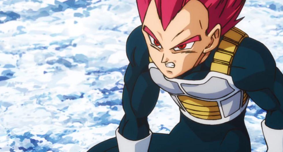 Dragon Ball Super: Vegeta afirma ser más fuerte que el Ultra Instinto. (Foto: Toei Animation)