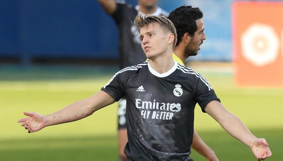 Odegaard jugó cedido la pasada temporada en la Real Sociedad. (Foto: Reuters)