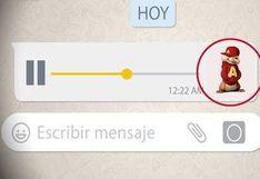 Truco para tus amigos: audios con voz de ardilla, marciano o robot en tu aplicación de WhatsApp