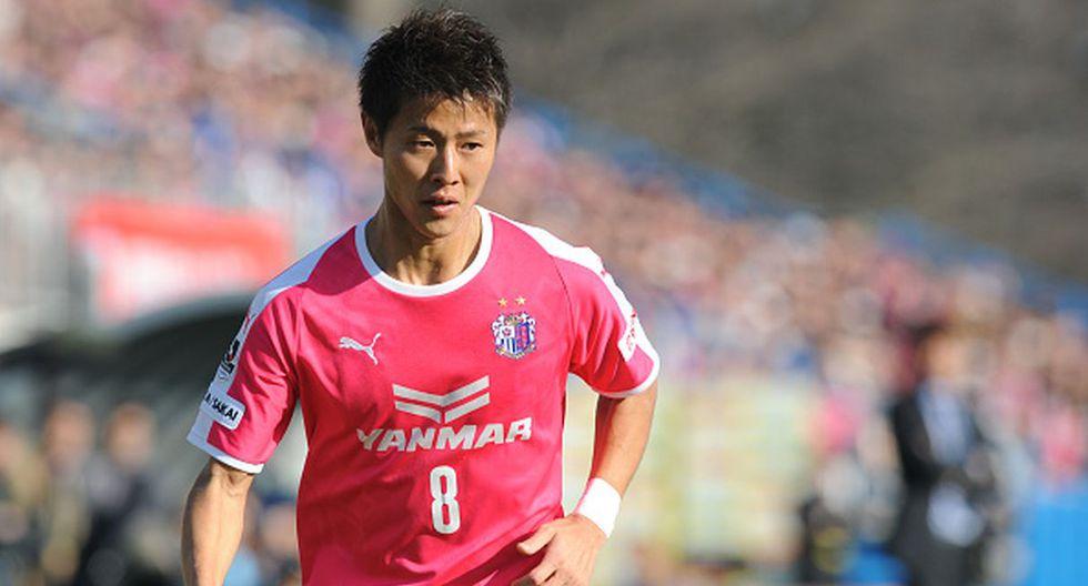 Jugador: Yoichiro Kakitani / Club: FC Basel. (Getty)