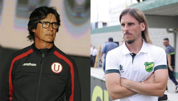 Universitario vs,. Defensa y Justicia tendrá duelo argentino en los banquillos (Foto: Agencias)