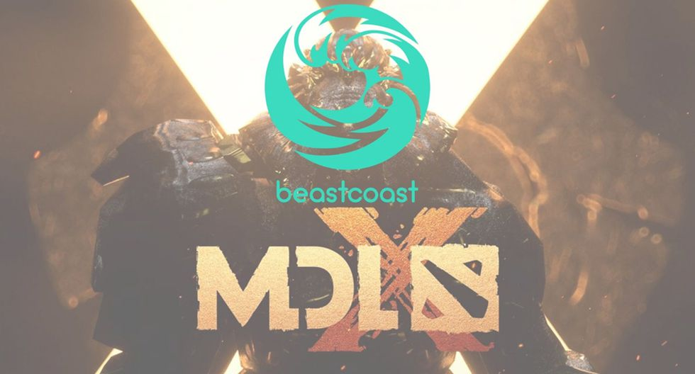 """Dota 2"": ""Beastcoast"" sigue en pie al ganarle a Team Adroit en la MDL Chengdu Major."