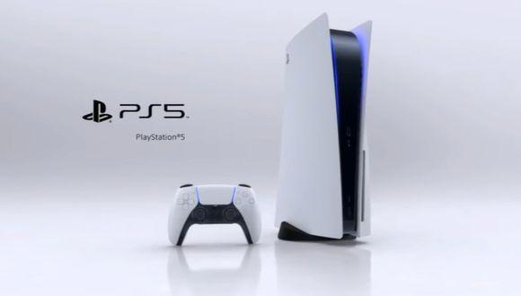 Filtran imagen de la estación de juego de la PS5 en Reino Unido (Foto: captura)