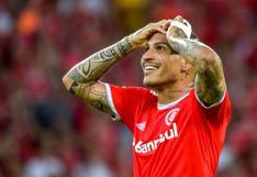 Por constantes lesiones: Inter se pronunció sobre la posibilidad de rescindirle el contrato de Guerrero
