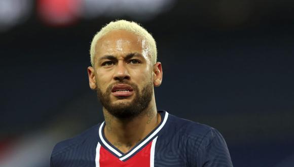 Neymar tiene contrato con PSG hasta junio de 2022. (Foto: AP)