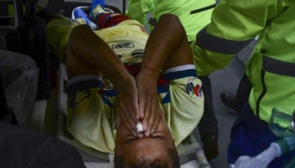 Giovani Dos Santos estará seis semanas de baja. (Foto: Agencias)
