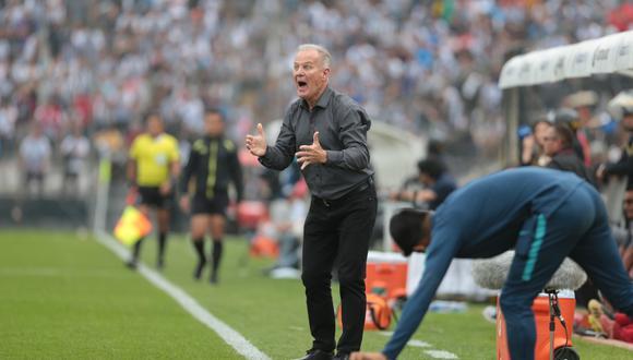 Cusco FC confirmó el despido de Carlos Ramacciotti. (Foto: GEC)