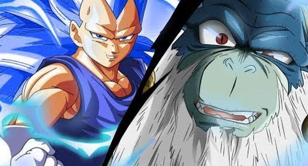 Dragon Ball Super: el increíble error del capítulo 58 del manga.